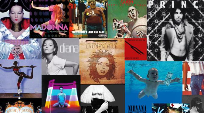 50 couvertures d'albums qui traverseront le temps