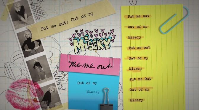 Gwen Stefani – Misery (Lyric Video)