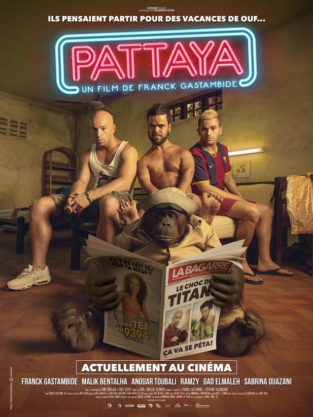 pattaya affiche