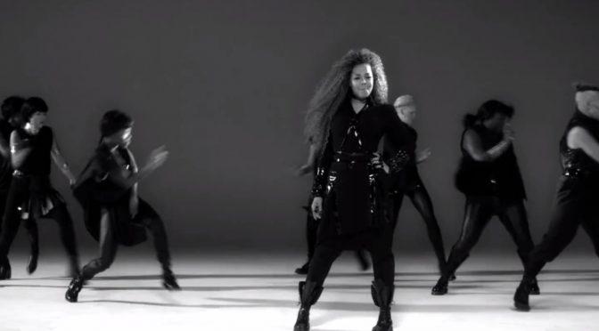 Janet Jackson – Dammn Baby