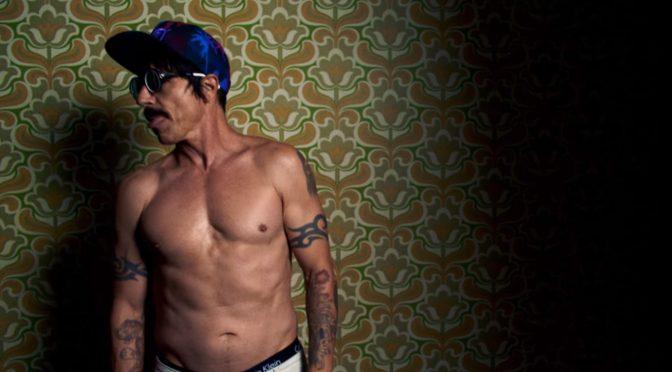 Red Hot Chili Peppers – Dark Necessities