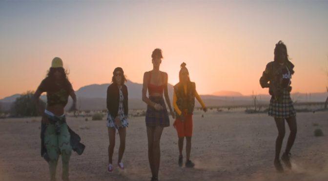 AlunaGeorge feat. Leikeli47 & Dreezy – Mean What I Mean